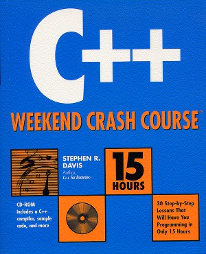 C++ Weekend Crash Course
