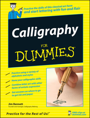 Calligraphy For Dummies®