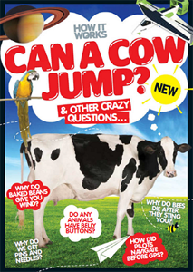 Can a Cow Jump? & other crazy questions...