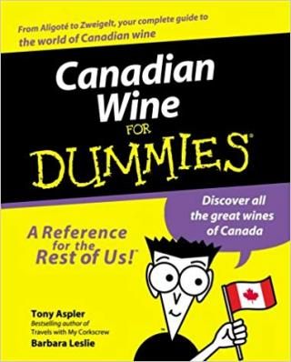 Canadian Wine For Dummies®