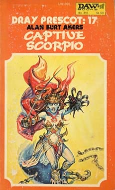 Captive Scorpio