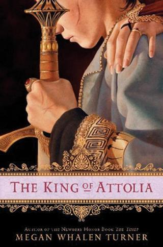 Царь Аттолии (ЛП)