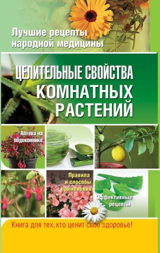 Целительные свойства комнатных растений