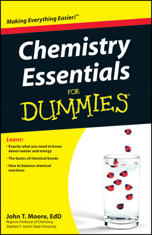 Chemistry Essentials For Dummies®