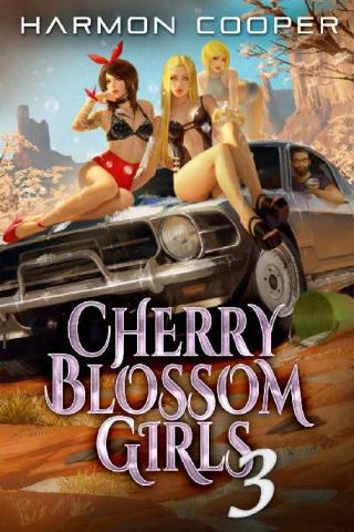 Cherry Blossom Girls 3: A Superhero Harem Adventure