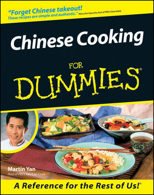 Chinese Cooking For Dummies®