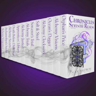 Chronicles of the Seventh Realm (1-13)