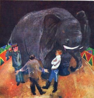 Что помнят слоны