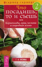 Что посадишь, то и съешь. Часть 2. Корнеплоды, луки, чесноки и огородная зелень