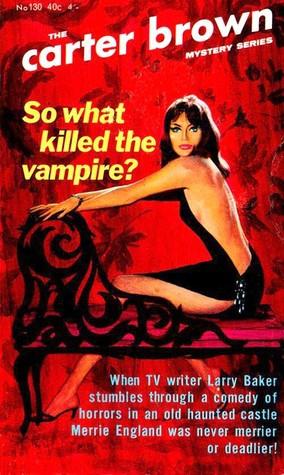 Что же убило вампира?