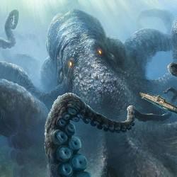 Чудовищные монстры и обаятельные обитатели морских глубин (часть 2)