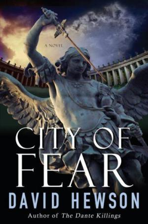 City of Fear [The Blue Demon]