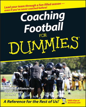 Coaching Football For Dummies®