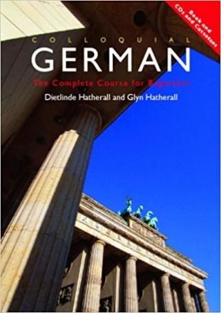 Colloquial German: The Complete Course for Beginners