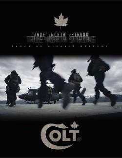 Colt Canada 2013 (СИ)