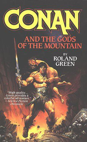 Conan and The Gods of The Mountains
