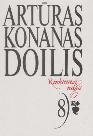 Conan Doyle. Rinktiniai rastai. 8 tomas