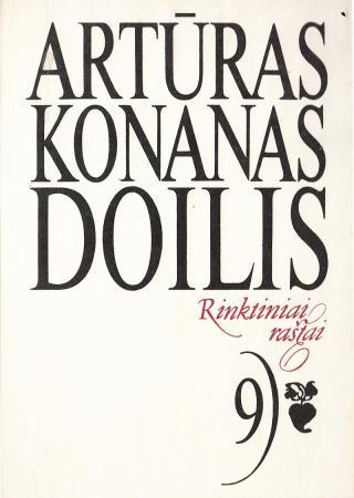 Conan Doyle. Rinktiniai rastai. 9 tomas