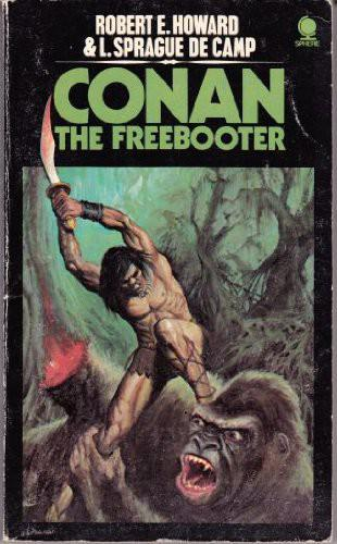 Conan The Freebooter [Short Stories]