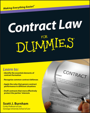 Contract Law For Dummies®