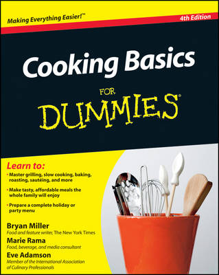 Cooking Basics For Dummies® [4th Edition]