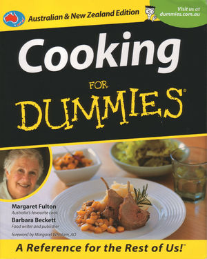 Cooking For Dummies® [Australian and New Zealand Edition]