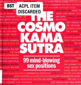 Cosmopolitan. The Cosmo Kama Sutra: 99 Mind-Blowing Sex Positions
