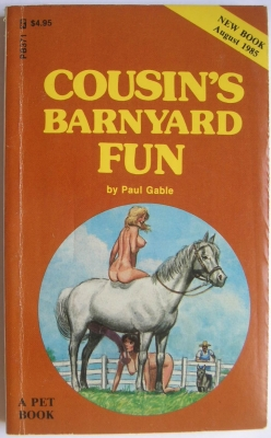 Cousin's Barnyard Fun