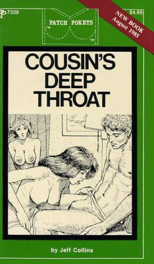 Cousin's deep throat