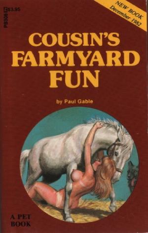 Cousin's Farmyard Fun