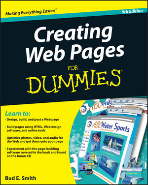Creating Web Pages For Dummies® [9th Edition]