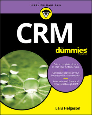 CRM For Dummies®
