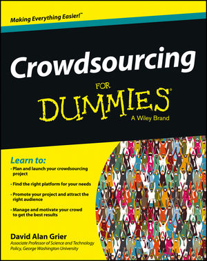 Crowdsourcing For Dummies®