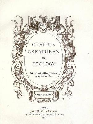 Curious creatures in zoology (Любопытные существа в зоологии)