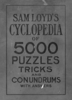 Cyclopedia of Puzzles