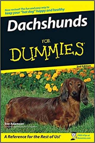 Dachshunds For Dummies® [2nd Edition]