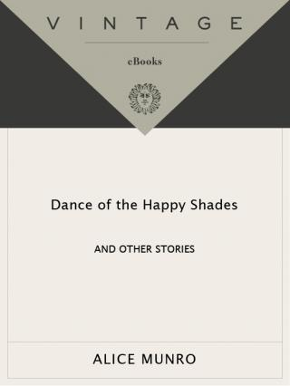 Dance of the Happy Shades [A collection of stories]