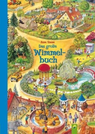 Das grosse Wimmelbuch [Виммельбухи]