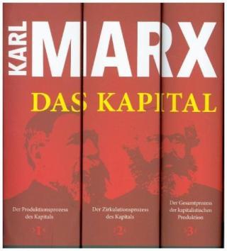 Das Kapital. Ungekürzte Ausgabe