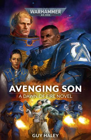 Dawn of Fire: Avenging Son [Warhammer 40000]