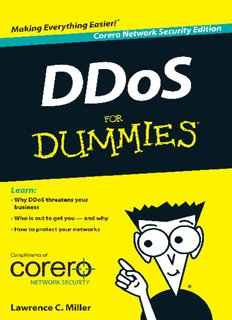 DDoS For Dummies® [Corero Network Security Edition]
