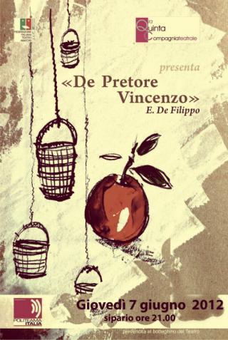 Де Преторе Винченцо (Вор в раю)