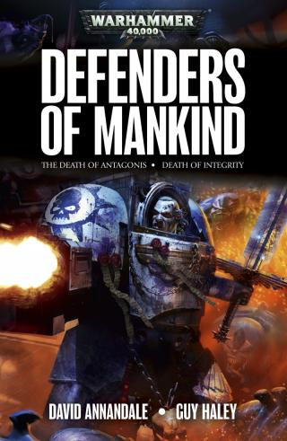 Defenders of Mankind Omnibus [Warhammer 40000]