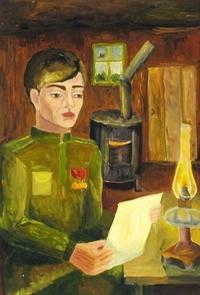 День Победы в Чернове