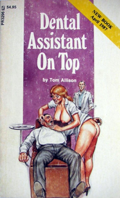 Dental assistant on top