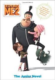 Despicable me 2: a junior novel