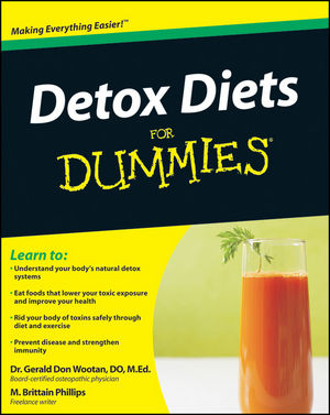 Detox Diets For Dummies®
