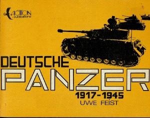 Deutsche Panzer 1917-1945