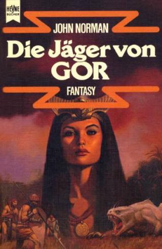 Die Jäger von Gor