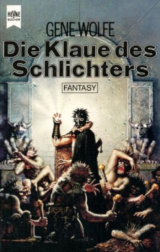 Die Klaue des Schlichters [The Claw of the Conciliator - de]